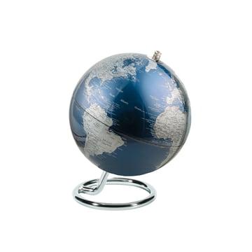 emform - Mini-Globus, blau