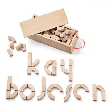 Kay Bojesen - Alphabet-Holzbausteine