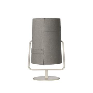 Diesel Living - Fork Mini Tischleuchte, elfenbein / grau