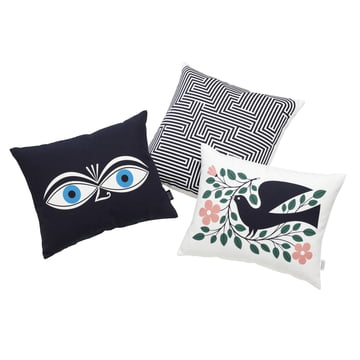 Katalogfreisteller: Vitra - Graphic Print Pillow - Dove