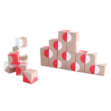 Snug.studio - snug.boxes Adventskalender, Dekoration Kreise