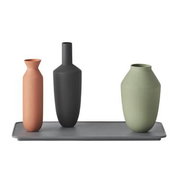Muuto - Balance Vase (3 Vasen-Set), Block Colour