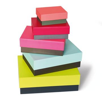 Remember - Due Colori Boxenset, gestapelt