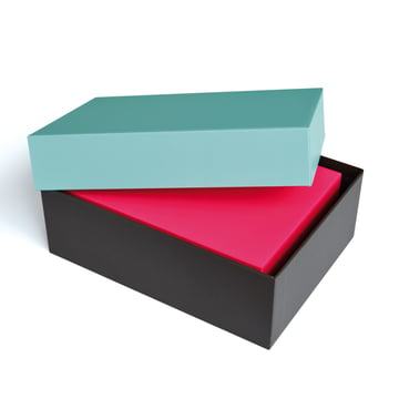 Remember - Due Colori Boxenset, Box geöffnet