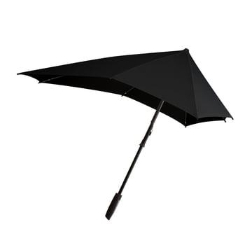 Senz - Regenschirm Smart, black out