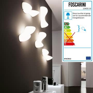 Foscarini - Blob S Wand- und Deckenleuchte