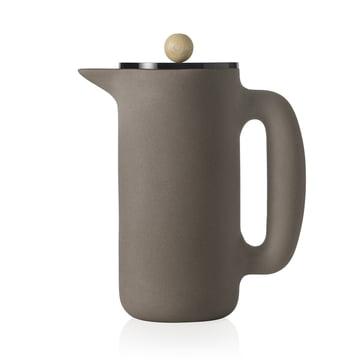 Muuto - Push Coffee Maker, steingrau