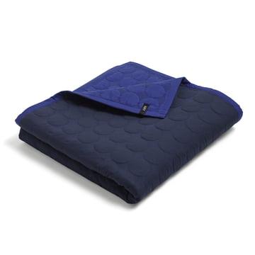 Hay - Mega Dot Quilt, blue