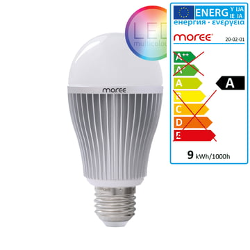Moree - 9W RGBW Multicolor LED