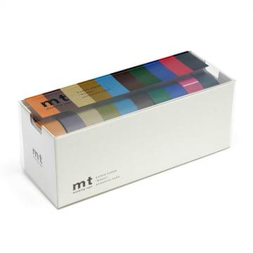 Masking tape - 10P dark colour (10er-Set)