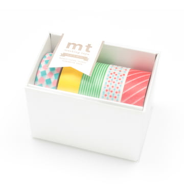 Masking tape - mt Geschenkbox Pop (5er-Set)