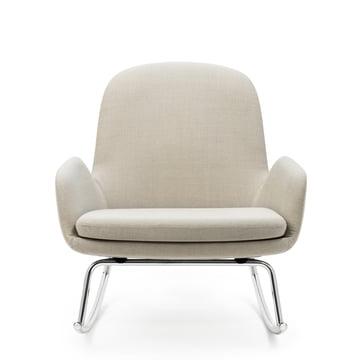 Normann Copenhagen - Era Rocking Chair, low, breeze fusion