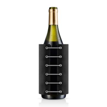 Eva Solo - StayCool Weinkühler, schwarz, mit Flasche