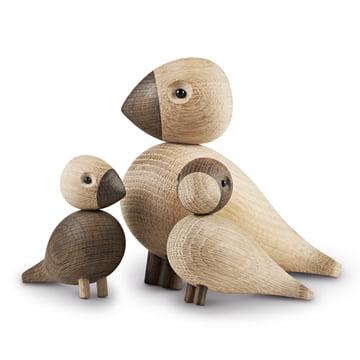Singvögel von Kay Bojesen