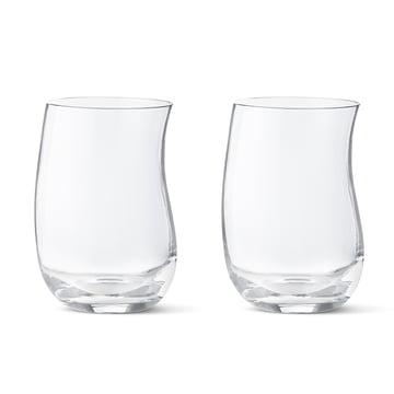 Georg Jensen - Cobra Trinkglas 0,35 l (2er-Set), frei