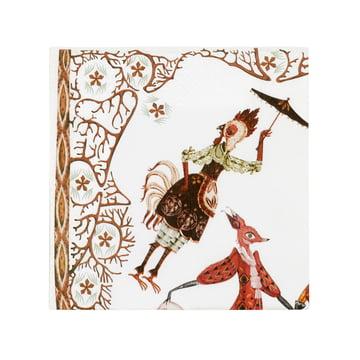 Iittala - Tanssi Papierserviette 33 x 33 cm