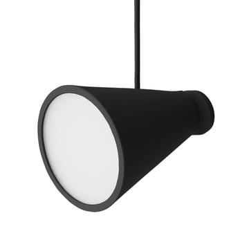Menu - Bollard Leuchte, schwarz