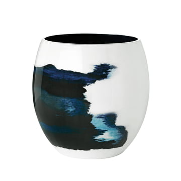 Stelton - Stockholm Vase Ø 203 gross, aquatic