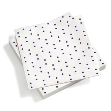 Paper Napkins large Bispot Ultramarine 40 x 40 von Vitra