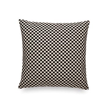 Vitra - Classic Kissen Maharam: Checker black / white