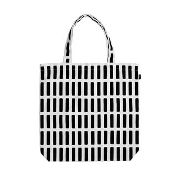 Artek - Siena Stofftasche, schwarz / weiss