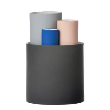 Collect Vasen 4er-Set von ferm Living in Multicolor