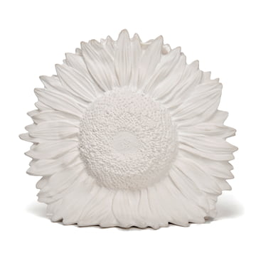 Areaware - Sunflower Vase, weiss