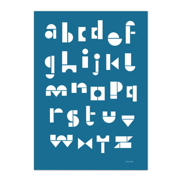Snug - snug.abc Poster, blue sea