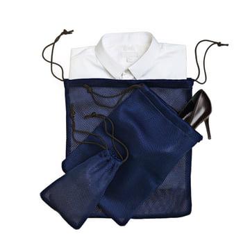 Nomess - Mesh Bag (3er-Set) mit Inhalt