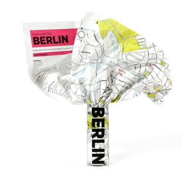 Palomar - Crumpled City Map - Berlin
