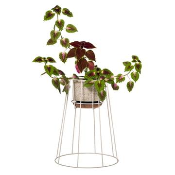OK Design - Cibele Blumentopfständer Medium, weiss
