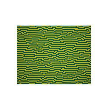 Zuzunaga - Zoom In 2 Wolldecke, 140 × 180 cm