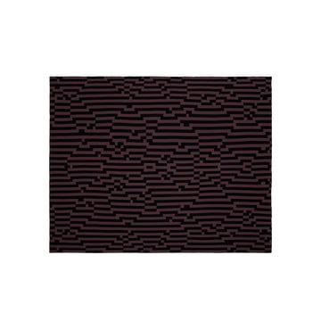 Zuzunaga - Zoom In 6 Wolldecke, 140 × 180 cm
