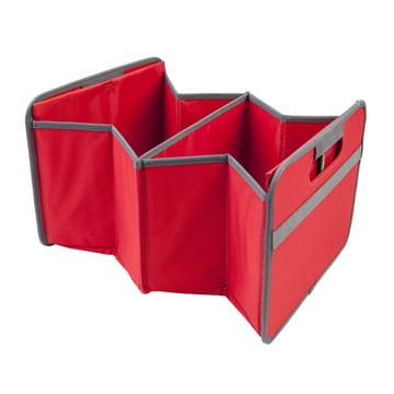 meori - Klassiker Faltbox 30 Liter, Hibiskus Rot Uni