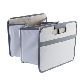 meori - Klassiker Faltbox 30 Liter, Stein Grau Uni