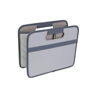 meori - Klassiker Faltbox 15 Liter, Stein Grau Uni