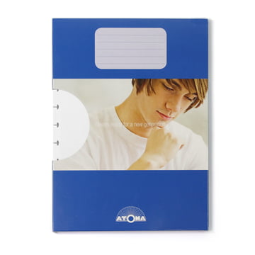 Atoma - Nachfüllpack Basic A4 blanko, mit Verpackung