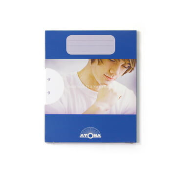 Atoma - Nachfüllpack Basic A5 blanko, mit Verpackung