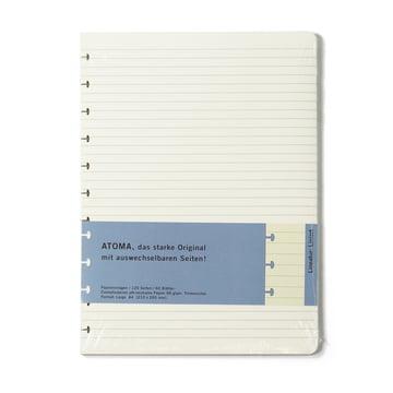 Atoma - Nachfüllpack Classic 210 x 295, liniert