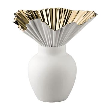 Rosenthal - Falda Vase in Gold