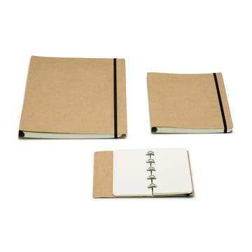 Classic Alu Notizbuch von Atoma
