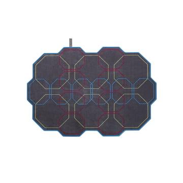 Flat'n - Octagon Teppich 002 (125x180cm)