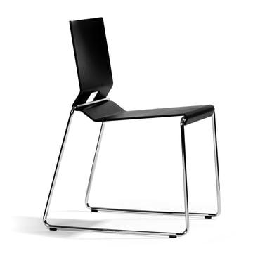 Blå Station AB - Chair 69, schwarz gebeizt
