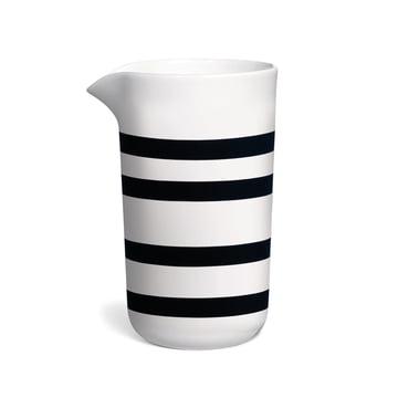 Kähler Design - Omaggio Milchkännchen, schwarz