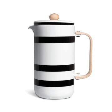 Kähler Design - Omaggio Kaffeepresse 0,8 L in Schwarz
