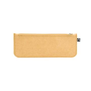 Wallet Papierbrieftasche / Federmäppchen von Novoform in natur