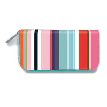 Remember - Damen Portemonnaie, Colour Stripes