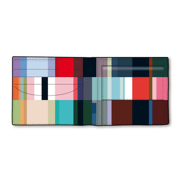 Herren Portemonnaie Colour Strips von Remember