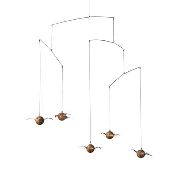 Hoptimist - Woody Birdie Mobile, Eichenholz