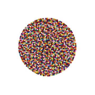 Lotte Teppich Rund 90 cm von myfelt